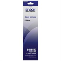 Epson Black Fabric Ribbon Cartridge (SO15582)