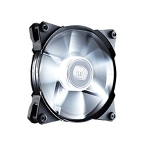 Cooler Master JetFlo 120 - White LED Silent Fan (R4-JFDP-20PW-R1)