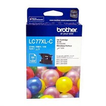 Brother Cyan Ink Cartridge (LC-77XLC)