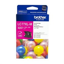 Brother Magenta Ink Cartridge (LC-77XLM)