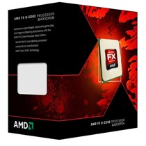 AMD FX-8350 4GHz 8-Core Processes Black Edition (FD8350FRHKBOX)