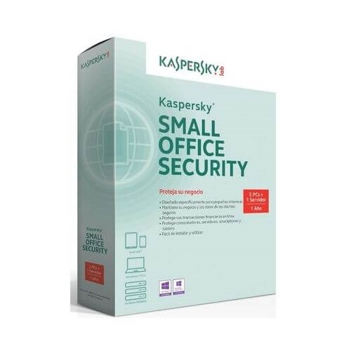 Kaspersky Small Office Security 5 (20PC+2FS) (KSOS5202CNFS)