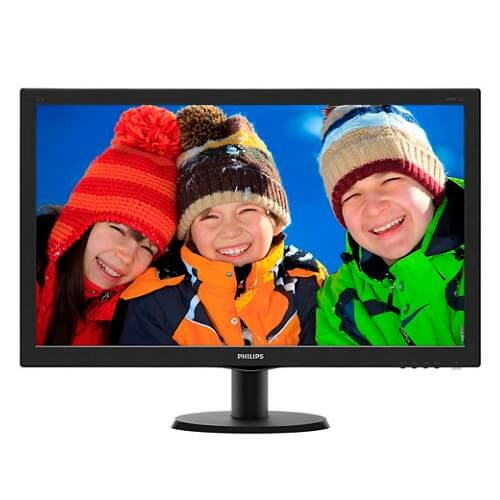 Philips LCD monitor with LED backlight 27